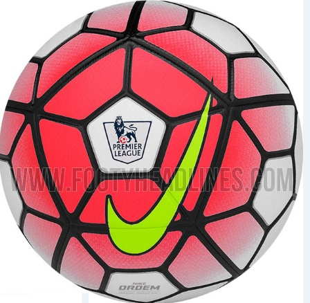 Nike Ordem 2015-16 match ball premier league