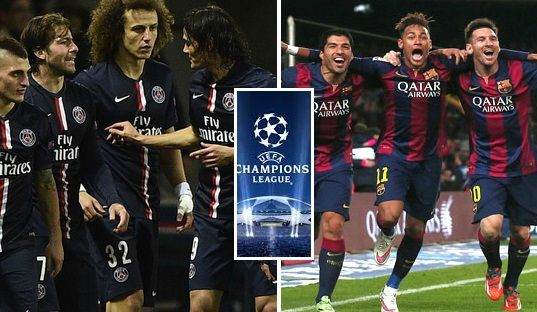 PSG vs Barcelona Live Streaming online