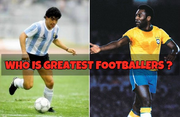 Pele vs Maradona Who is greatest