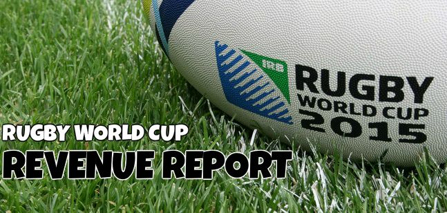 Rugby world cup 2015 revenue report