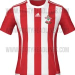 New Southampton 2015-16 Home Away Kits (Released)