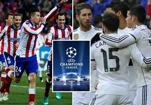 atletico madrid vs real madrid live streaming