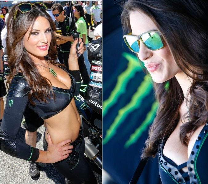 100 Hot MotoGP Girls (2016 Photo Gallery)