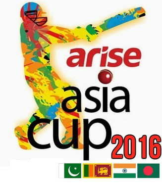 Cricket Asia Cup 2016 T20