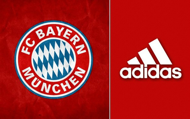 Bayern Munich New Adidas Kit Deal worth 900 million