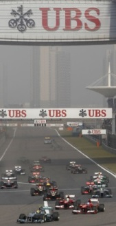Chinese F1 Grand Prix Live Stream