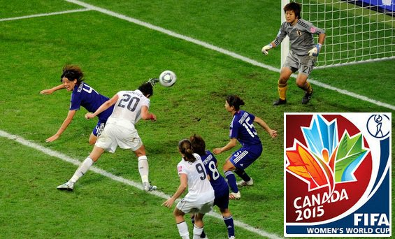 FIFA womens world cup 2015 tv channels list