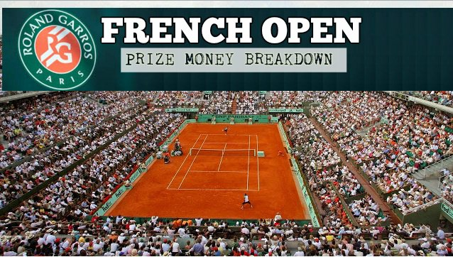 Roland Garros Prize Money