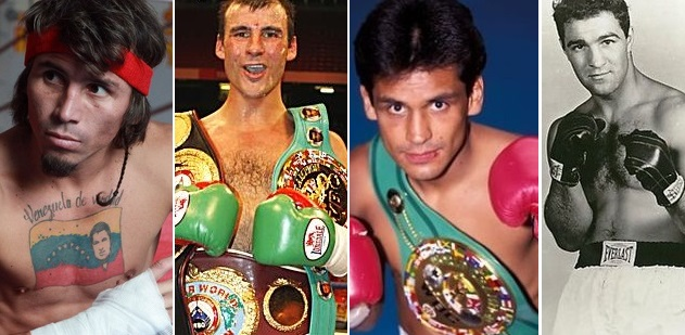 Greatest Undefeated Boxers of all times