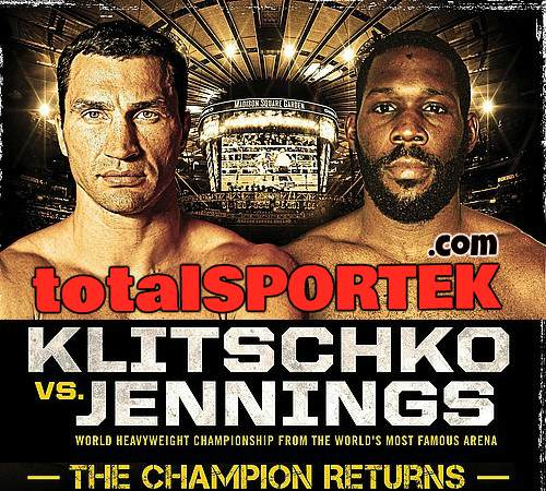 Klitschko vs Bryant Jennings live streaming