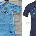 Manchester City 2015-16 Home Away Kits Released (Third Leaked)