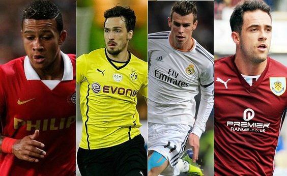 Manchester United summer transfers targets 2015