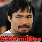 Manny Pacquiao Net Worth 2017 (Career Earnings)