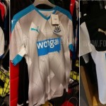 Newcastle United 2015-16 Home Away & Third Kits Released