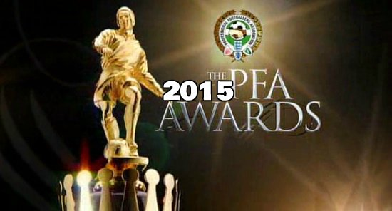 PFA awards 2015 nominees