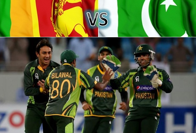 Pakistan vs Sri Lanka 2015 Series Schedule