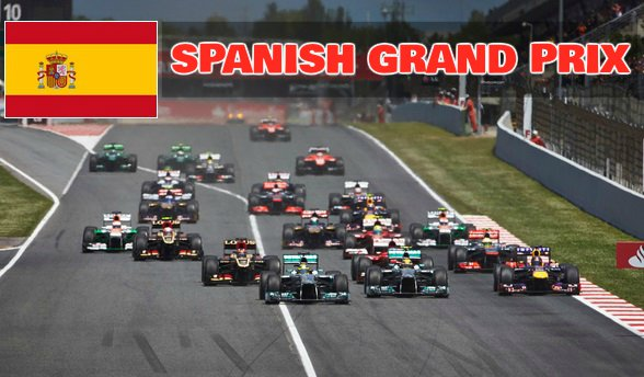 Spanish Formula 1 Grand Prix Live Stream Highlights