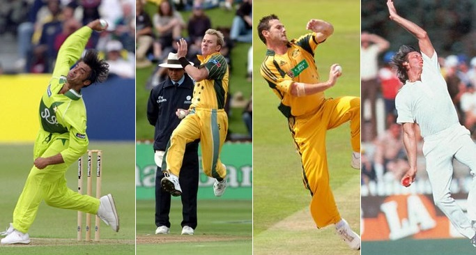 All time Fastest Bowlers in Cricket History