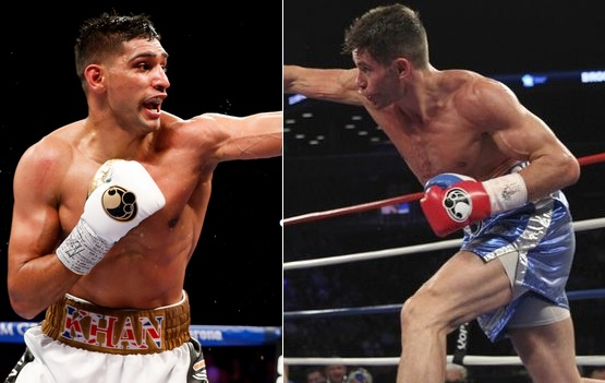 Amir Khan vs Algieri Live Stream