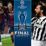 Barcelona vs Juventus 2015 Champions League final tickets