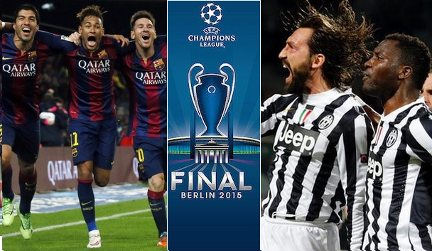 Barcelona vs Juventus 2017 Champions League final tickets