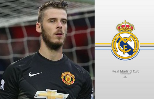 David De Gea Real Madrid salary contract