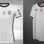 Germany Euro 2016 Home Away Kits (Officially Released)