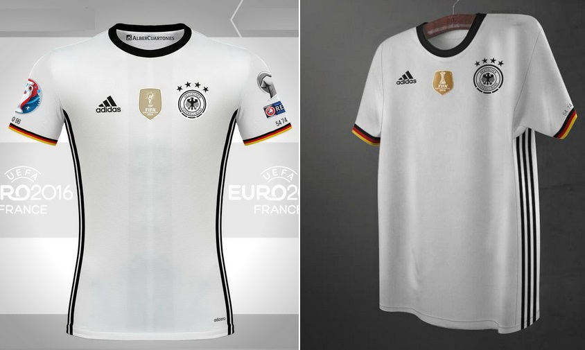 Germany Euro 2016 kits