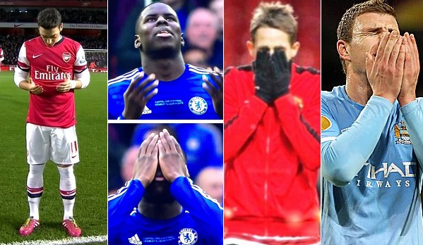 Muslim Footballers in premier league 2015