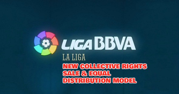 Spanish La Liga tv rights deal 2016