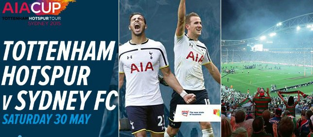 Tottenham vs Sydney FC Live Stream Highlights