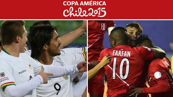 Bolivia vs Peru Live Stream Highlights Copa america