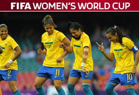 Brazil vs South Korea live stream highlights 2015 women world cup