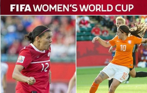 Canada vs Holland live stream highlights women world cup