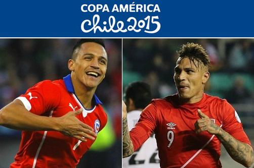 Chile vs Peru Live Stream Highlights copa america