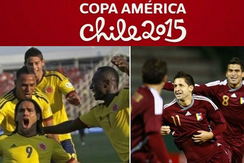 Colombia vs Venezuela live stream highlights Copa America