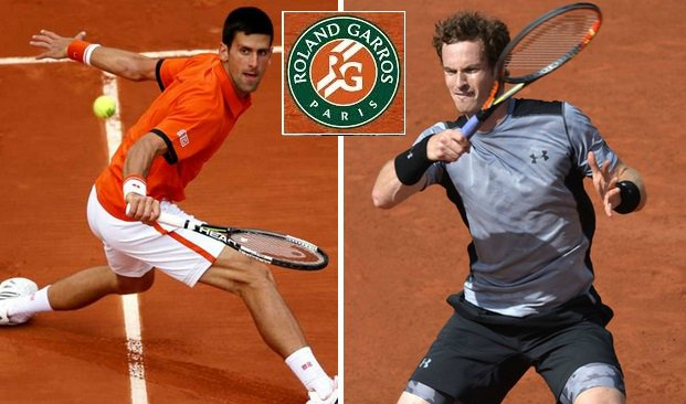 Djokovic vs Murray Live Stream Highlights