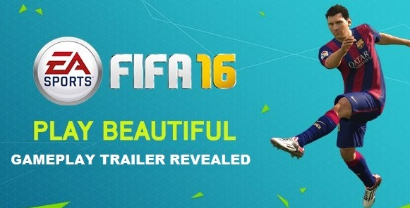 FIFa 16 new features gameplay trailer released