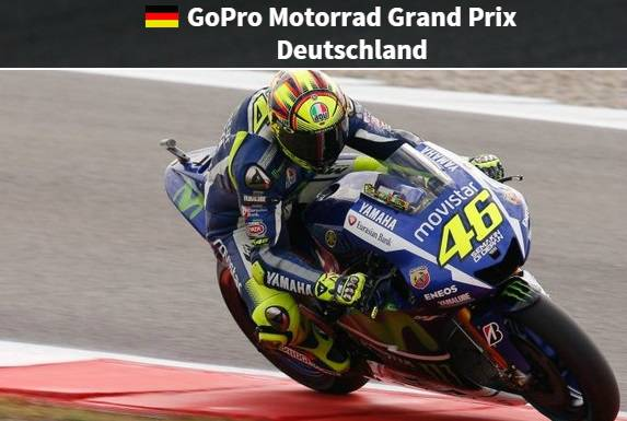 Germany MotoGP 2015 live stream highlights replay video