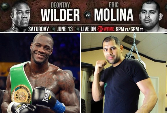 Wilder vs Molina live stream