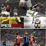 FIFA 16 vs PES 2016 Comparison (Which Game Is Better)