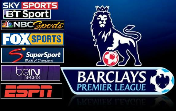 tv channels broadcasting Premier League 2016-17 season