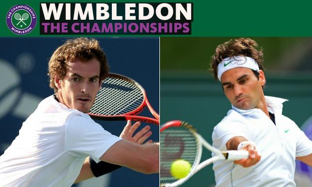 Federer vs Murray Live Stream highlights