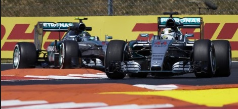 Hungary Formula 1 Grand Prix 2015 Highlights replay