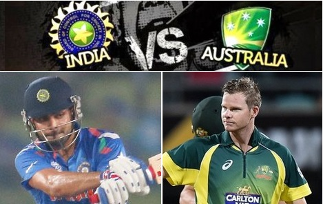 India vs Australia Live Stream 2016 schedule