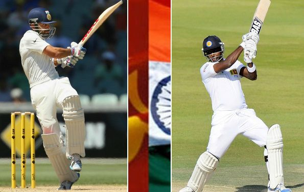 India vs Sri Lanka 2015 Test Squads Schedule