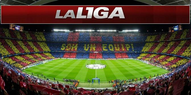 Spanish League La Liga TV Channels Broadcasting 2015-16
