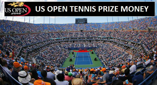 US Open Tennis Prize Money