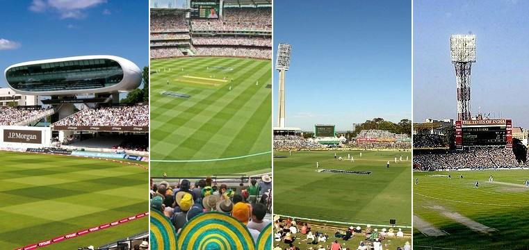 10 iconic cricket venues