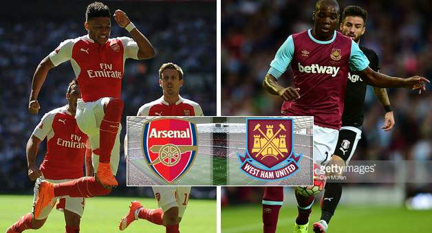 Arsenal vs West ham Live Stream Highlights